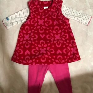 **3FOR$25!!**Carters 3 Piece Outfit